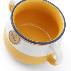 탑초이스 투톤컬러 수프볼 옐로우 Canary Yellow_(1254183)