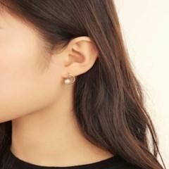 살롱 드 라템 반달 진주 귀걸이_골드(AGIS9C07BBJW)