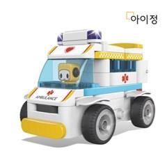 아이정 파이블럭 5종변신 어린이 장난감 RC카_(2595841)