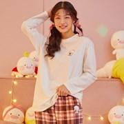 옴팡지게 달콤해 파자마 티셔츠 (2colors)_RMLWA1VYM1
