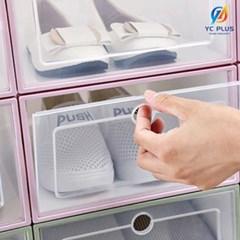 남녀공용 대형 접이식 신발정리함 DIY 조합식신발정리대