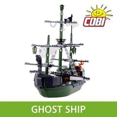 코비 COBI 해적 유령선 6017_(1625159)