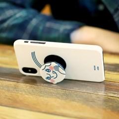 MILLIM X UTHPIK 밀림 꼬리별 페이스톡톡 3D 하드케이스
