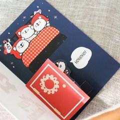 030-CM-0036 / 선물배달 산타친구