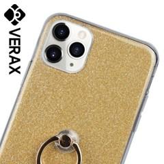 소니 엑스페리아XZ3 스탠드 글리터 젤리 케이스 P337_(2121333)