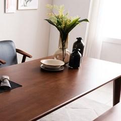 [채우리] 나스르 원목 4인 식탁 테이블