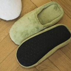 아미 덮개 극세사 슬리퍼 (4 color)