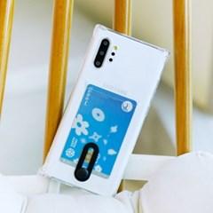 갤럭시노트8 (N950) Poner 카드 젤리 케이스_(2432861)