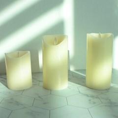 이너스 LED캔들 둥근 막대초 10cm 1P_(2435917)