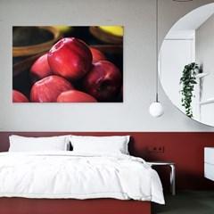행운을 부르는 과일 그림 액자 풍구 인테리어 캔버스 아트