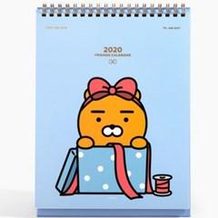 카카오프렌즈 2020년 달력 캘린더 플래너 신년 날짜