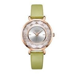 [쥴리어스] JA-1203 여성시계 손목시계 가죽밴드