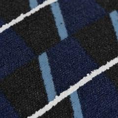 Jacquard Trivet Navy Pouch