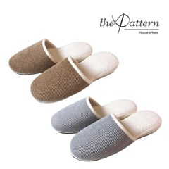 the Pattern 노블굽거실화