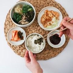 제주 1인 식기/혼밥세트 5P (2color)