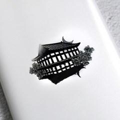 [VENHO] 서울의 밤 메탈스티커 5종