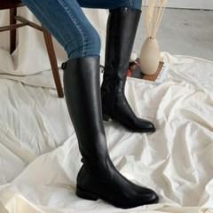 kami et muse Back belt point dandy long boots_KM19w160