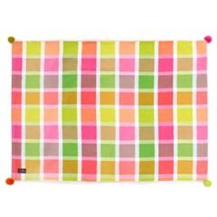 니트방울 담요 가든블룸 (100x125)