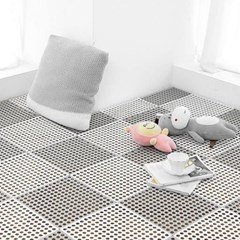 냄새없는 미끄럼방지 욕실 발패트 4set