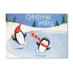 홀마크 크리스마스 카드-IMW3691