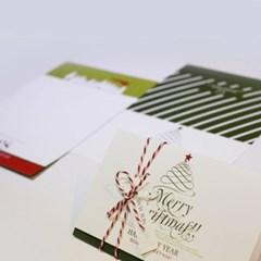아이씨엘 크리스마스 카드-Olive