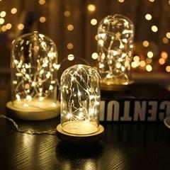크리스마스 DIY 컬러 트리 만들기_LED와이어전구_(1216326)