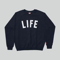 LIFE LETTER SWEATSHIRT_NAVY_(1483102)
