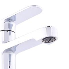 세면대 욕실 수전 수도꼭지 세면기 (DL-L5610 원홀)