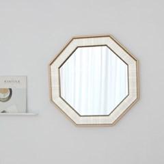 정팔각 아트레 벽거울
