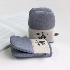 루스터 주방장갑 (2color)