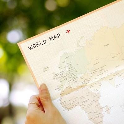 Pocket World Map - 더하기 세계지도
