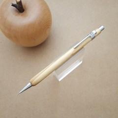 나모 올리브 샤프 펜슬, 이니셜 각인 무료, 예쁜 나무의 결