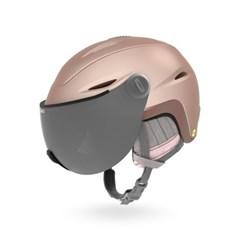 ESSENCE MIPS AF 여성용 보드스키 헬멧-MAT ROSE GOLD