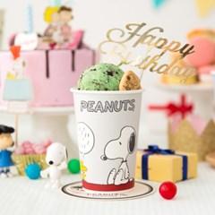 [Peanuts] 파티컵(10ea)_스누피와 친구들