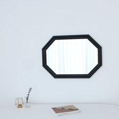 팔각 528블랙 벽거울