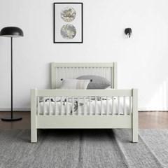 [코코엣지] C형 침대 : 블랑그린 SS_(1423191)