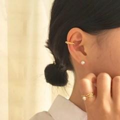 [이어커프 귀걸이] 타이드커프