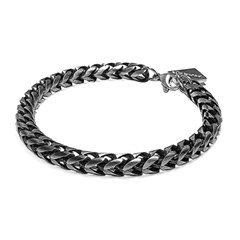 [MARK-4] HERINGBON LOOP BRACELET