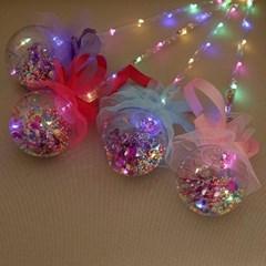 LED반짝이봉 4개 크리스마스/홈파티 용품