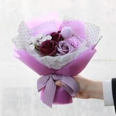 졸업꽃다발 선물 안개꽃다발 웨딩부케 아이스크림꽃다발