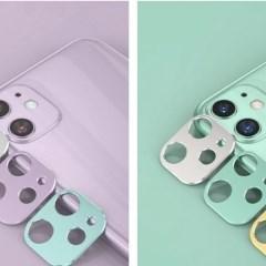 [컬러10종] 아이폰11 / 11 pro max 카메라 보호케이스 강화
