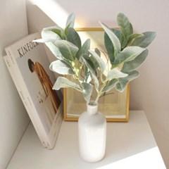 램즈이어(램스이어) 인테리어조화잎장식(S)