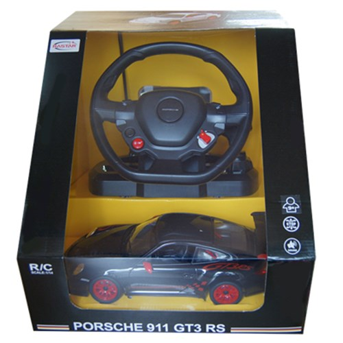 [스크래치] [핸들드라이빙R/C 1:14] 포르쉐 911 GT3