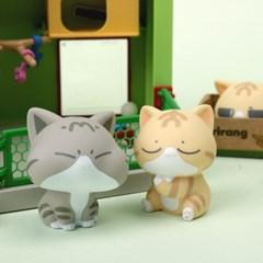 아리랑은 고양이들 랜덤피규어 시즌1 (박스)_(1913983)