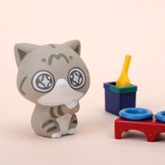 아리랑은 고양이들 랜덤피규어 시즌2 (박스)_(1913981)