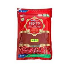 남도장터/영광농협 태양초 청결 고춧가루 보통맛 500g
