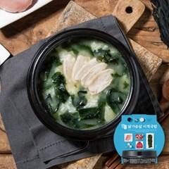밀스원 간편국밥 도시락 3종 6팩 (각 2팩)