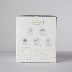 아이두비 1분도정 생생 누룽지칩 골고루 선물세트 (30개)