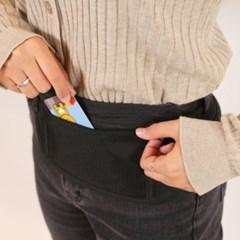 유럽 소매치기방지가방 여행 복 대 [소매치기 도난방지 여행 안전]