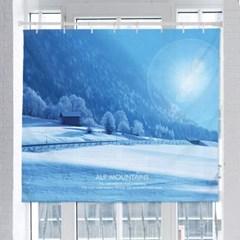 북유럽인테리어 거실그림액자 150x130cm 알프스마운틴_(1409399)